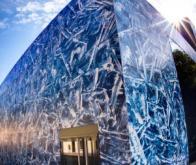 La nouvelle patinoire d'Epinal revêt une peau de glace tout en image