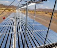 La plus grande centrale solaire thermique de Norvège