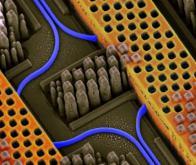 La première puce nanophotonique fonctionnelle