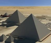 La pyramide de Kheops à portée de clics