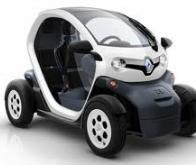 La Twizy électrique de Renault bientôt en libre-service