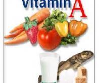 La vitamine A pourrait retarder le déclin cognitif