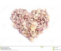 L'ail aime votre cœur !