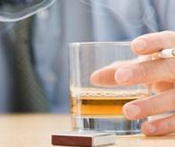 L'alcool et le tabac : fléaux absolus pour l'homme…