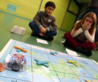 Le Blue-Dot, un petit robot aux grandes vertus pédagogiques