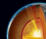 Le centre de la Terre aussi chaud que la surface du Soleil !