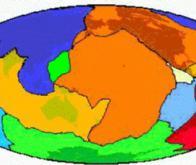 Le champ magnétique terrestre s'inverse au rythme de la tectonique des plaques
