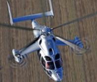 Le concept d'hélicoptère hybride validé