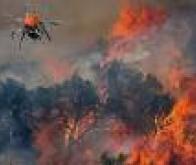 Le drone résistant aux flammes pour seconder les pompiers