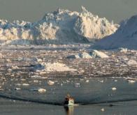 Le Groenland continue sa fonte accélérée