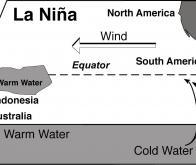Le phénomène climatique -La Niña- va s'accentuer !