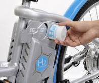 Le premier vélo électrique commercial à hydrogène est français