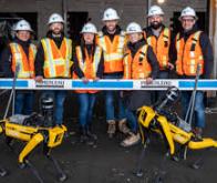 Le robot-chien Spot fait son entrée sur les chantiers de travaux publics