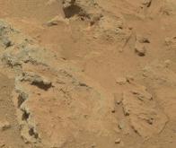 Le robot Curiosity a découvert une ancienne rivière sur Mars
