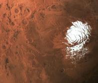 L'eau salée de Mars pourrait accueillir la vie…