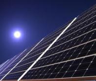 L'énergie photovoltaïque annonce la couleur