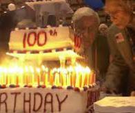 Les centenaires résistent mieux aux facteurs de risque liés au mode de vie...