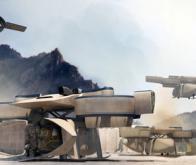 Les drones militaire à atterrissage vertical arrivent !