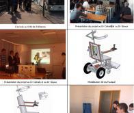 Les étudiants de l'INSA de Lyon réalisent un véhicule pilotable par la pensée