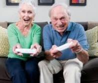 Les jeux vidéo aident les seniors à maintenir leur cerveau en forme !