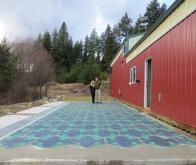 Les Pays-Bas reprennent le concept de route solaire
