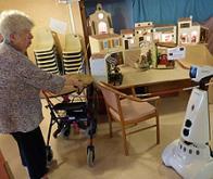 Les robots : auxiliaires indispensables pour maintenir en forme les personnes âgées