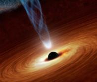 Les trous noirs : grands architectes de l'Univers ?