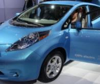 Les voitures électriques de Nissan transformables en groupe électrogène