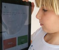 L'espacement des lettres améliore la lecture chez les enfants dyslexiques