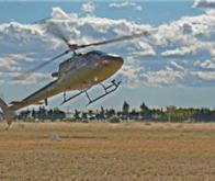 L'hélicoptère hybride prend son envol