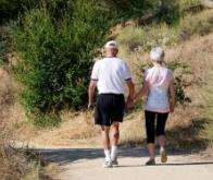 L'intensité de l'activité physique au-delà de 70 ans influe sur le bénéfice de survie