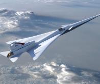 Lockheed Martin construira l'avion supersonique ultra-silencieux de la NASA