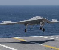 L'US Navy réussit le premier ravitaillement en vol d'un drone