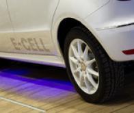 Mercedes expérimente la recharge par induction
