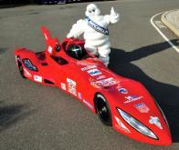 Michelin partenaire du projet DeltaWing des 24 Heures du Mans
