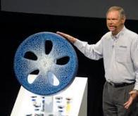 Michelin présente son pneu-roue polyvalent