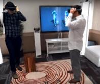 Microsoft dévoile l'holoportation, le téléphone du futur