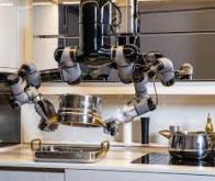 Moley Kitchen : le robot qui sait faire toute la cuisine…