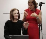 Nadine, le nouveau robot de compagnie qui a du caractère !