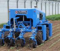 Naïo Technologies met de l'intelligence artificielle dans ses robots agricoles