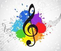 Notre cerveau associe musique et couleurs