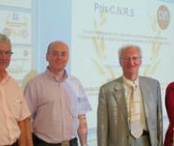 Pierre Falson reçoit le « Prix CNRS recherche et innovation » des Amis de l'Université de Lyon