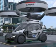 Pop Up, le concept d'Airbus qui combine drone et auto !
