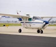 Premier vol réussi pour l'avion hybride électrique d'Ampaire