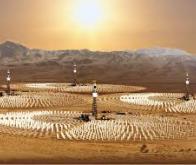 Production de gaz hydrogène directement à partir de l'énergie solaire