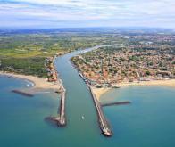 Produire de l'électricité aux estuaires avec l'osmose et la lumière