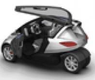 PSA Peugeot Citroën présente son concept de Véhicule électrique Léger de Ville