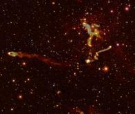 Publication d'une nouvelle carte du ciel avec des centaines de milliers de galaxies jusqu'ici ...