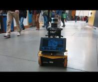 Quand les robots savent se faire discrets...
