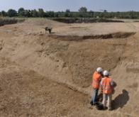 Redécouverte du camp d'entraînement des troupes de Louis XIV dans la vallée de la Seine
